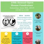 Colorado Springs Therapeutic Riding Center's 10th Annual Open House Fundraiser