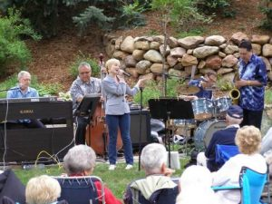 "Jazz in the Parks: ""The Swing Connection"" with Lau..."