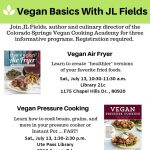 Vegan Meal Prep with JL Fields