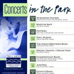 Tri-Lakes Concerts in the Park presented by Tri-Lakes Chamber of Commerce and Visitor Center at ,