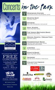 Tri-Lakes Concerts in the Park