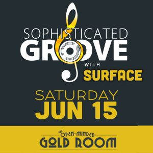 Sophisticated Groove with Surface