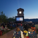 Monument Movie Night: Avengers: Infinity War presented by Town of Monument at Monument Marketplace Clock Tower, Monument CO
