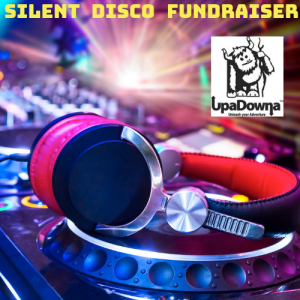 Silent Disco Fundraiser for UpaDowna