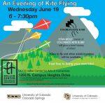 An Evening of Kite Flying