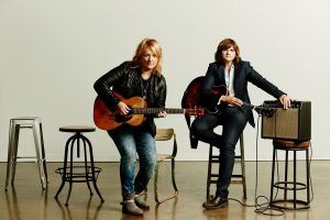 SOLD OUT: Indigo Girls Benefit for Rocky Mountain Women's Film Institute presented by Rocky Mountain Women's Film Institute at Ent Center for the Arts, Colorado Springs CO