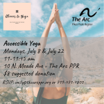 Accessible Yoga presented by Arc Pikes Peak Region at ,