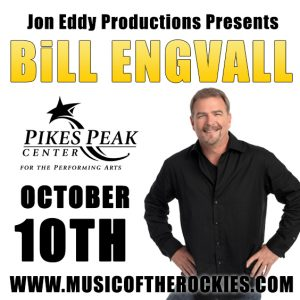 Bill Engvall presented by Pikes Peak Center for the Performing Arts at Pikes Peak Center for the Performing Arts, Colorado Springs CO