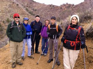 Active Adults: Guided Hike & Nature Study presented by Bear Creek Nature Center at Bear Creek Nature Center, Colorado Springs CO