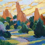 Garden of the Gods: The New Collection presented by Laura Reilly Fine Art Gallery and Studio at Laura Reilly Studio, Colorado Springs CO