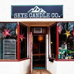 Skye Candle Company located in Manitou Springs CO