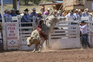 Pikes Peak Or Bust Rodeo