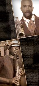 Night of Smooth Sax feat. Dee Lucas and Tony Exum Jr.