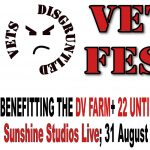 Disgruntled VetFest 2019 presented by Sunshine Studios at Sunshine Studios, Colorado Springs CO