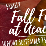 Fall Festival presented by Acacia Park at Acacia Park, Colorado Springs CO