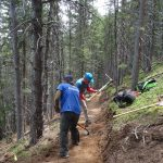 Devil's Playground Trail Building Weekend presented by Rocky Mountain Field Institute at ,