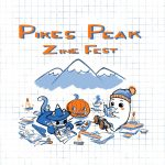Pikes Peak Zine Fest presented by Knights of Columbus Hall at Knights of Columbus Hall, Colorado Springs CO