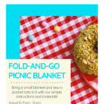 Fold-And-Go Picnic Blanket