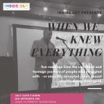 'When We Knew Everything'