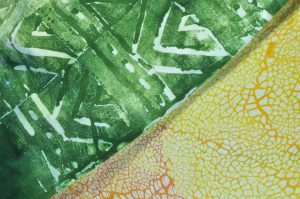 Creating Layers: Resist Techniques and Fiber Reactive Dyes