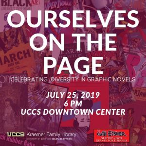 Ourselves on the Page: Celebrating Diversity in Graphic Novels presented by Kraemer Family Library at ,