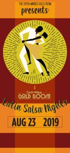 Latin Salsa Nights presented by Gold Room at The Gold Room, Colorado Springs CO