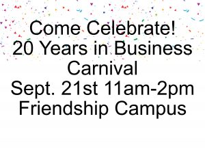 Valley Christian Academy 20 Years in Business Carn...