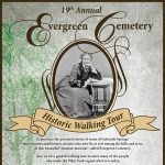 19th Annual Evergreen Cemetery Historic Walking Tour