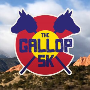 The Gallop 5K in Garden of the Gods Gallop - Family Friendly Stick-Horse 5K