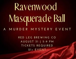 Masquerade Murder Mystery presented by Masquerade Murder Mystery at ,