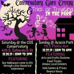 Trick or Treating in the Park presented by Acacia Park at Acacia Park, Colorado Springs CO