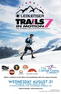 Trails in Motion 2019 Film Tour