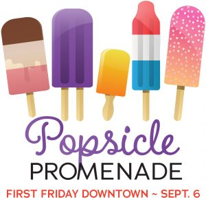 Popsicle Promenade presented by Downtown Partnership of Colorado Springs at Downtown Colorado Springs, Colorado Springs CO