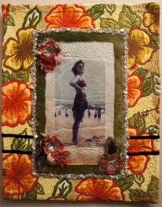Layered and Stitched: Explorations in Collage presented by Textiles West at Textiles West, Colorado Springs CO
