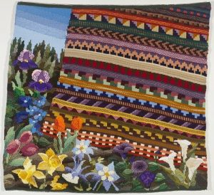 Making Tapestry Speak presented by Textiles West at TWIL at the Manitou Art Center, Manitou Springs CO