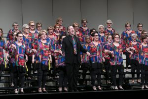 A Capella Evolution presented by Velvet Hills Chorus at Ent Center for the Arts, Colorado Springs CO