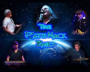 Woodstock 50th Anniversary with Patti Mack Band presented by Stargazers Theatre & Event Center at Stargazers Theatre & Event Center, Colorado Springs CO