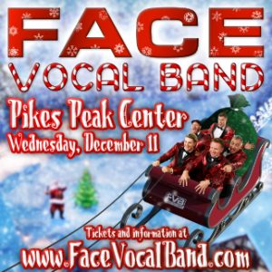 FACE Vocal Band presented by Pikes Peak Center for the Performing Arts at Pikes Peak Center for the Performing Arts, Colorado Springs CO