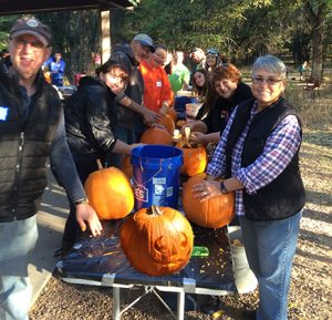 Pumpkin Carving Party presented by Fountain Creek Nature Center at Fountain Creek Nature Center, Fountain CO
