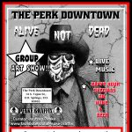 Group Art Show: 'Alive Not Dead' presented by Perk Downtown at The Perk- Downtown, Colorado Springs CO