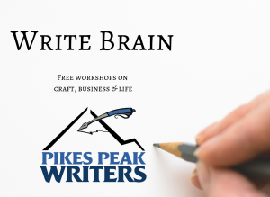 PPW Write Brain: Mythbusting Agents presented by Pikes Peak Writers at PPLD -Library 21c, Colorado Springs CO