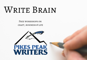PPW Write Brain: How to Read Like a Writer presented by Pikes Peak Writers at PPLD -Library 21c, Colorado Springs CO
