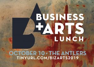 Business & Arts Lunch 2019