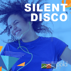 Silent Disco presented by Pikes Peak Library District at Knights of Columbus Hall, Colorado Springs CO