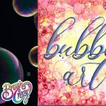 Bubble Art Workshop presented by Brush Crazy at Brush Crazy, Colorado Springs CO