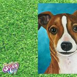 Paint Your Pet Workshop presented by Brush Crazy at Brush Crazy, Colorado Springs CO