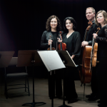 Triumphant Beethoven presented by Chamber Music with the Veronika String Quartet at Colorado College - Packard Hall, Colorado Springs CO