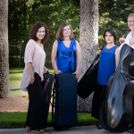 Visionary Beethoven presented by Chamber Music with the Veronika String Quartet at Colorado College - Packard Hall, Colorado Springs CO