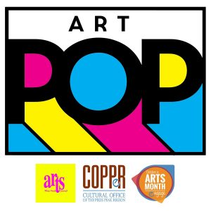 What is Your Art? presented by Pikes Peak Arts Council at Hooked on Books Downtown, Colorado Springs CO