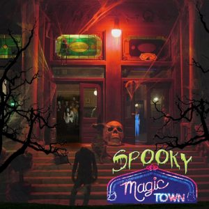Spooky Magic Town presented by Michael Garman Museum & Gallery at ,